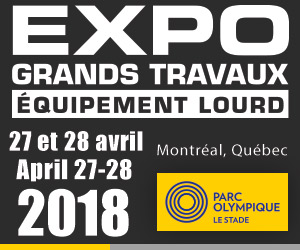 Expo Grands Travaux 2018