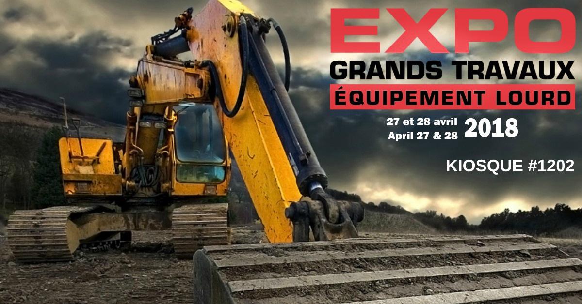 Expo Grands Travaux 2018